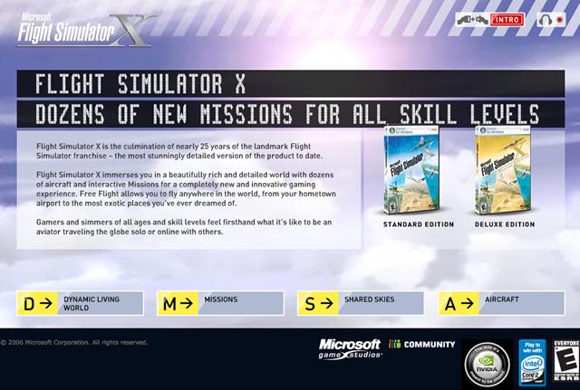 Microsoft PC Games Studio: Flight Simulator X | If/Then | Seattle