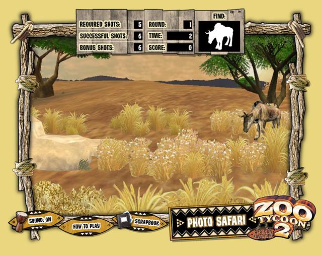 Microsoft PC Games Studio: Zoo Tycoon 2 - African Adventure