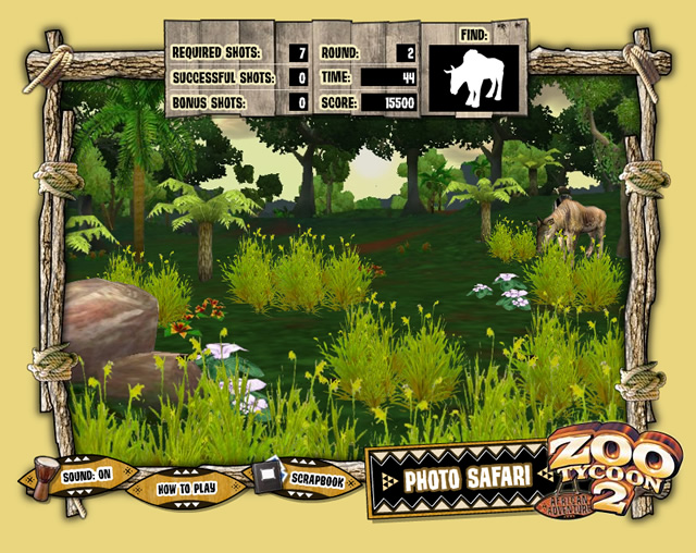 Microsoft PC Games Studio: Zoo Tycoon 2 - African Adventure